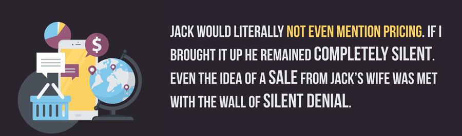 silent denial
